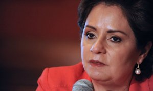 Global governance expert decries 'snub' of Patricia Espinosa as Trump administration considers whether to pull out of Paris climate deal
